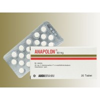Anapolon 50mg 20 Tablets