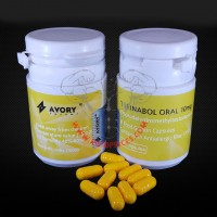 Avory Pharma Oral Turinabol 10mg 100 capsules