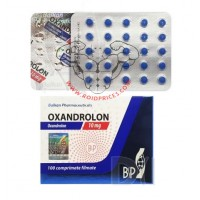 Balkan Pharma Oxandrolone 10mg 100 tablets
