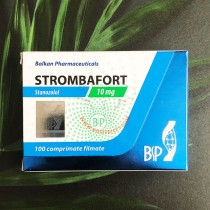 Balkan Pharma Strombafort 10mg 100 tablets