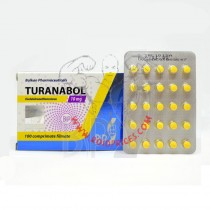 Balkan Pharma Turanabol 10mg 100 tablets