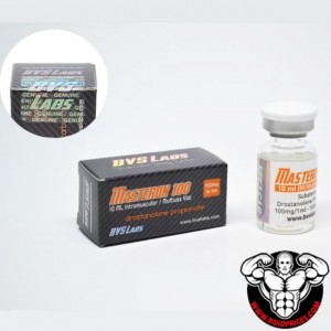 Bvs Labs Masteron 100mg 10ml