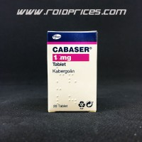 Cabaser 1mg 20 Tablets