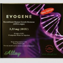 Evogene Alley 100iu Growth Hormone
