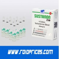 Generics Pharma Sustanon 250mg 10 Amp