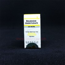 Genesis Meds Boldenon Undecylenate 250mg 10ml