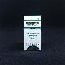 Genesis Meds Testosteron Enanthate 250mg 10ml