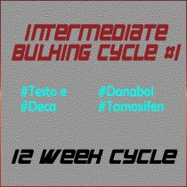 Intermediate Bulking Cycle #1