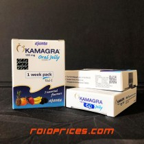 Kamagra Oral Jelly 100mg 7 Sachets