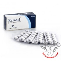 Alpha Pharma Rexobol 10mg 50 Tablets