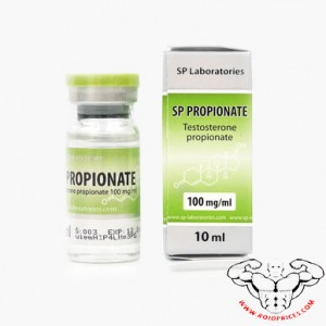 Sp Labs Testosteron Propionat 100mg 10ml