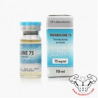 Sp Labs Trenbolone A 75mg 10 ml