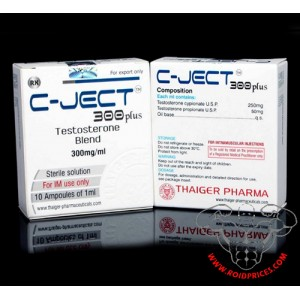 Thaiger Pharma C-ject 300mg Plus 10 Amp