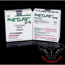 Thaiger Pharma Phenduren 275mg 10 Amp