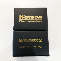 Watson Pharmaceuticals Winrexx 10mg 100 Tablets
